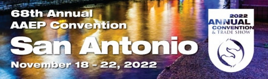 AAEP Annual Convention - San Antonio, 2022