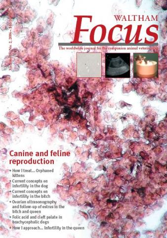 Canine and Feline Reproduction - Veterinary Focus - Vol. 16(2) - Jun. 2006