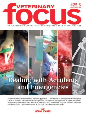 Dealing with Accidents and Emergencies - Veterinary Focus - Vol. 25(3) - Nov. 2015