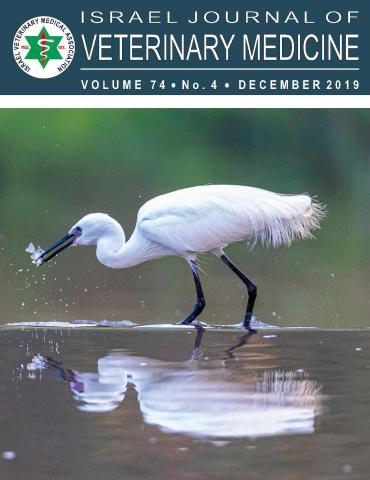 Israel Journal of Veterinary Medicine - Vol.74(4) - Dec. 2019