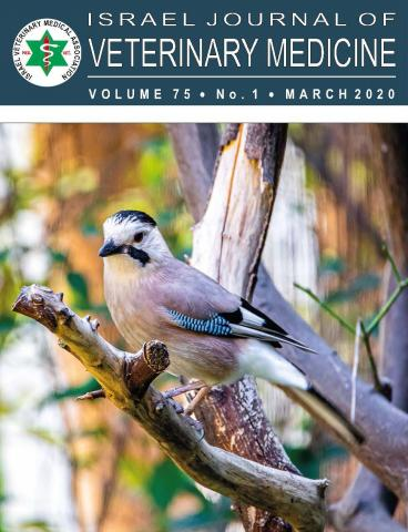 Israel Journal of Veterinary Medicine - Vol. 75(1) - Mar. 2020