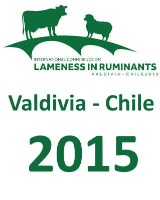 Lameness in Ruminants - International Symposium and Conference - Chile, 2015