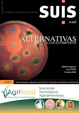 Alternativas a los antibióticos - Suis - N°110, Sep. 2014