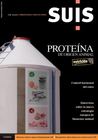 Proteína de origen animal - Suis - N°88, Jun. 2012