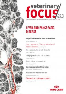 Liver and Pancreatic - Veterinary Focus - Vol29(3) - Nov. 2019