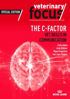 Veterinary Focus - The C-factor: vet skills in communication