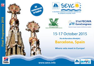 SEVC - South European Veterinary Congress