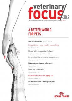 Veterinary Focus cover picture 30.2