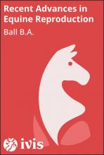 Recent Advances in Equine Reproduction - Ball B.A.