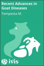 Recent Advances in Goat Diseases - Tempesta M.