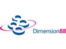 Dimension88 logo