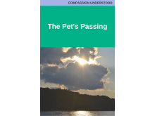 The Pet's Passing